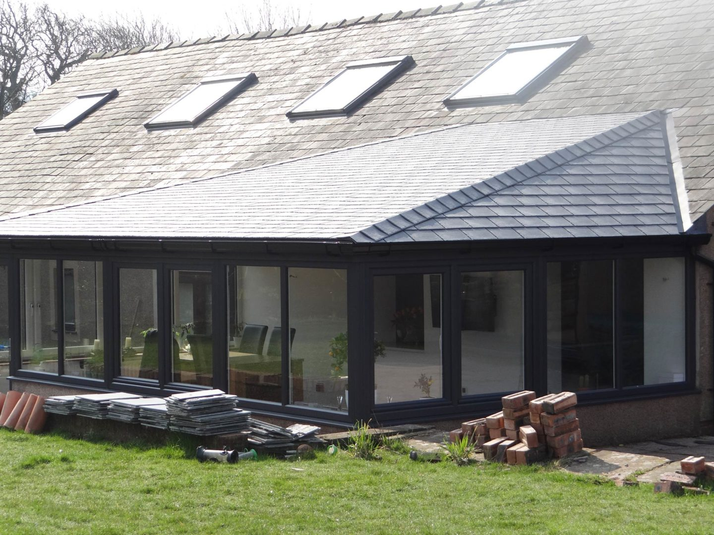 Tiled Conservatory Roofs For Trade Conservatory Roofs Worcester